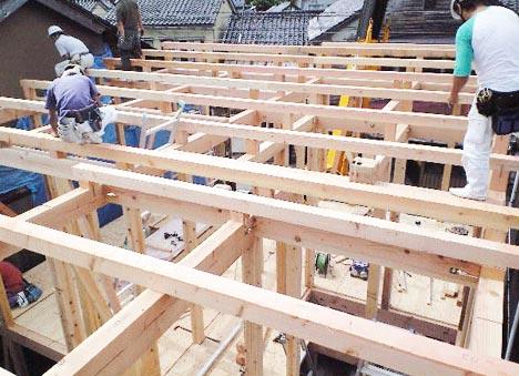 沢田工務店 注文住宅(建て替え) 施工