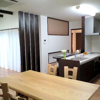 沢田工務店 注文住宅 キッチン