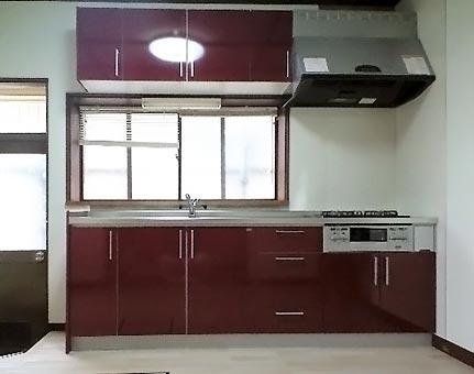 沢田工務店のリフォーム キッチン